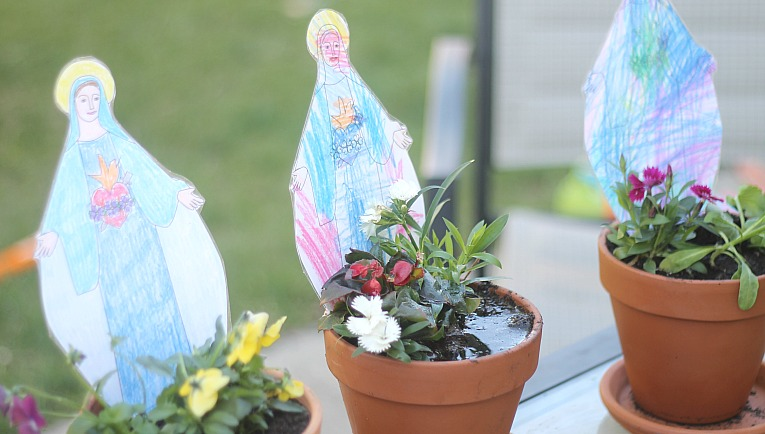 A Child's Mary Garden