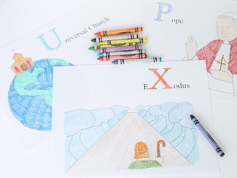 26 Free Catholic Coloring Pages Catholic Sprouts