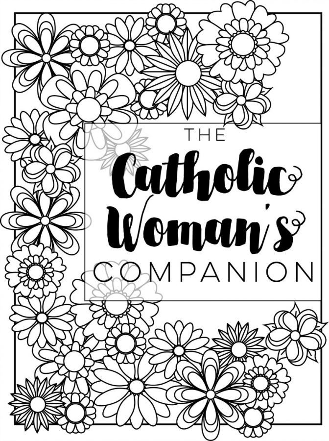 Catholic Mother's Campanion Cover