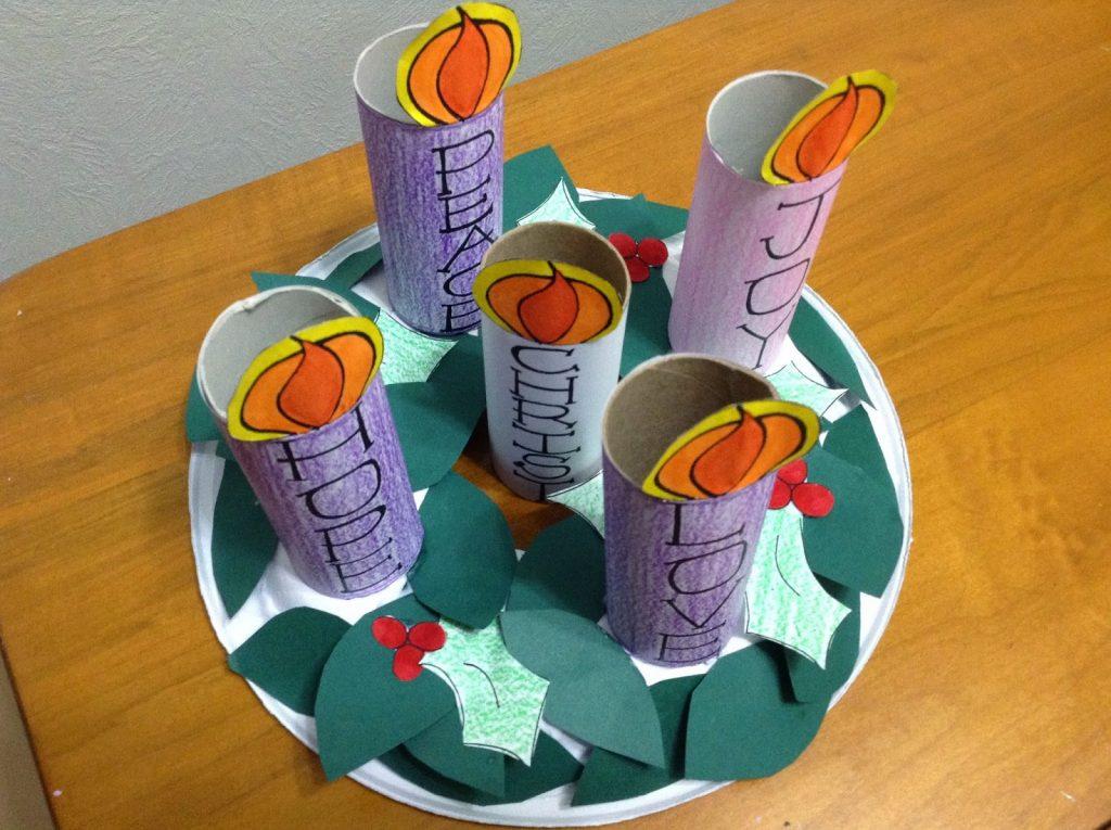 Craft Ideas Kids Advent Week