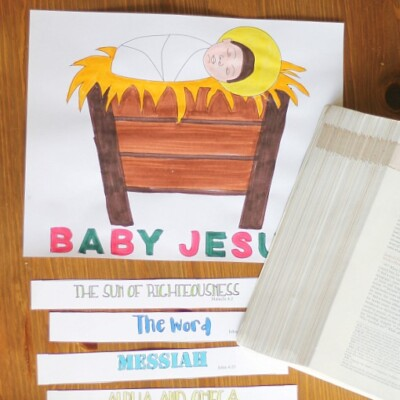 The Names of Jesus Advent Countdown