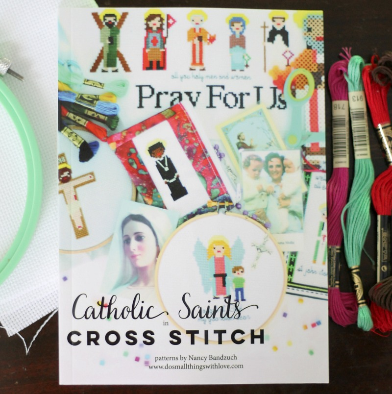 cath-cross-stitch-saint-book