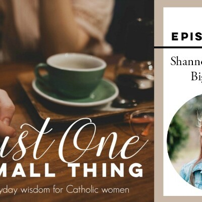 J1ST 011: Shannon on Doing Big Things