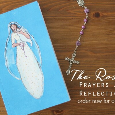 Rosary Booklet, On Sale Now