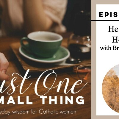 J1ST 067: Health and Holiness