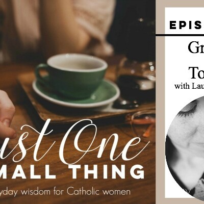 J1ST 068: Grieving Together with Laura Kelly Fanucci