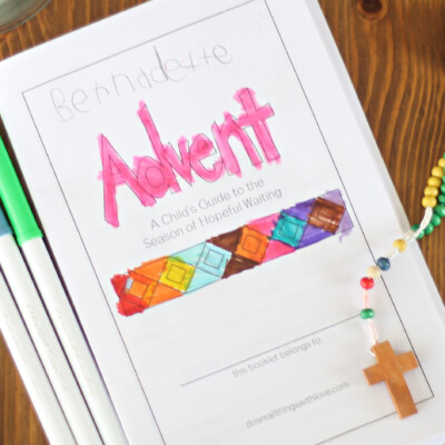 Advent Coloring Pages