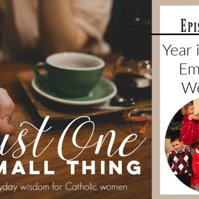 J1ST 073: A Year in Review//Embracing Weakness