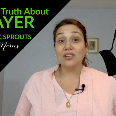 The Hard Truth About Prayer