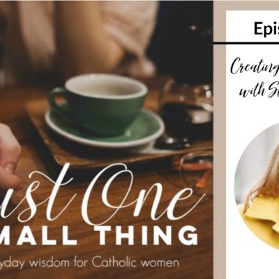 J1ST 086: Creating a Catholic Home with Sterling Jaquith