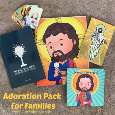Adoration Materials Q&A