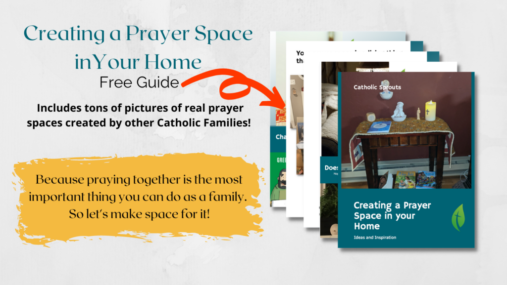 Set Up a Prayer Space inYour Home